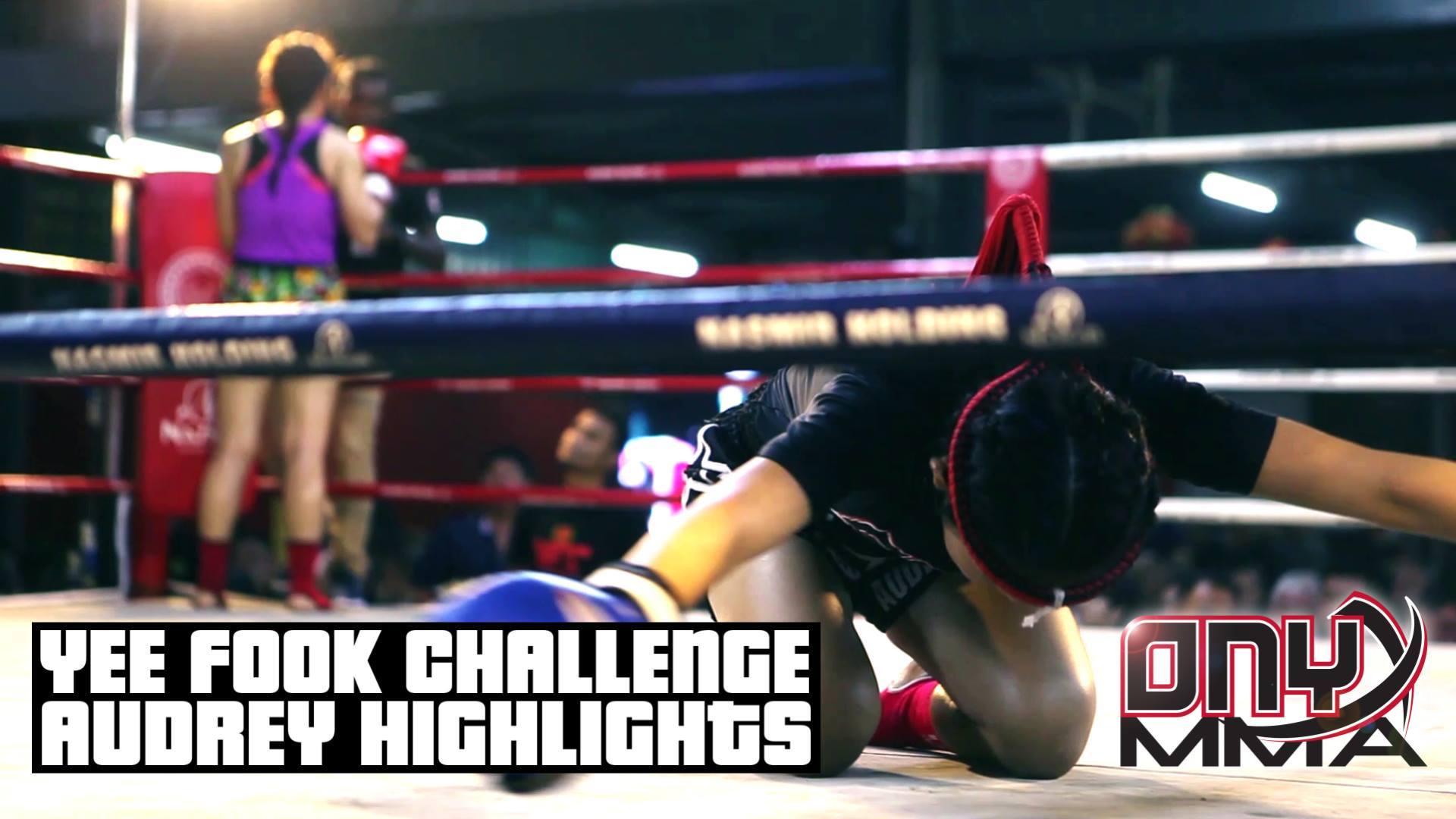 Yee Fook Challenge 2019 - Audrey Highlights