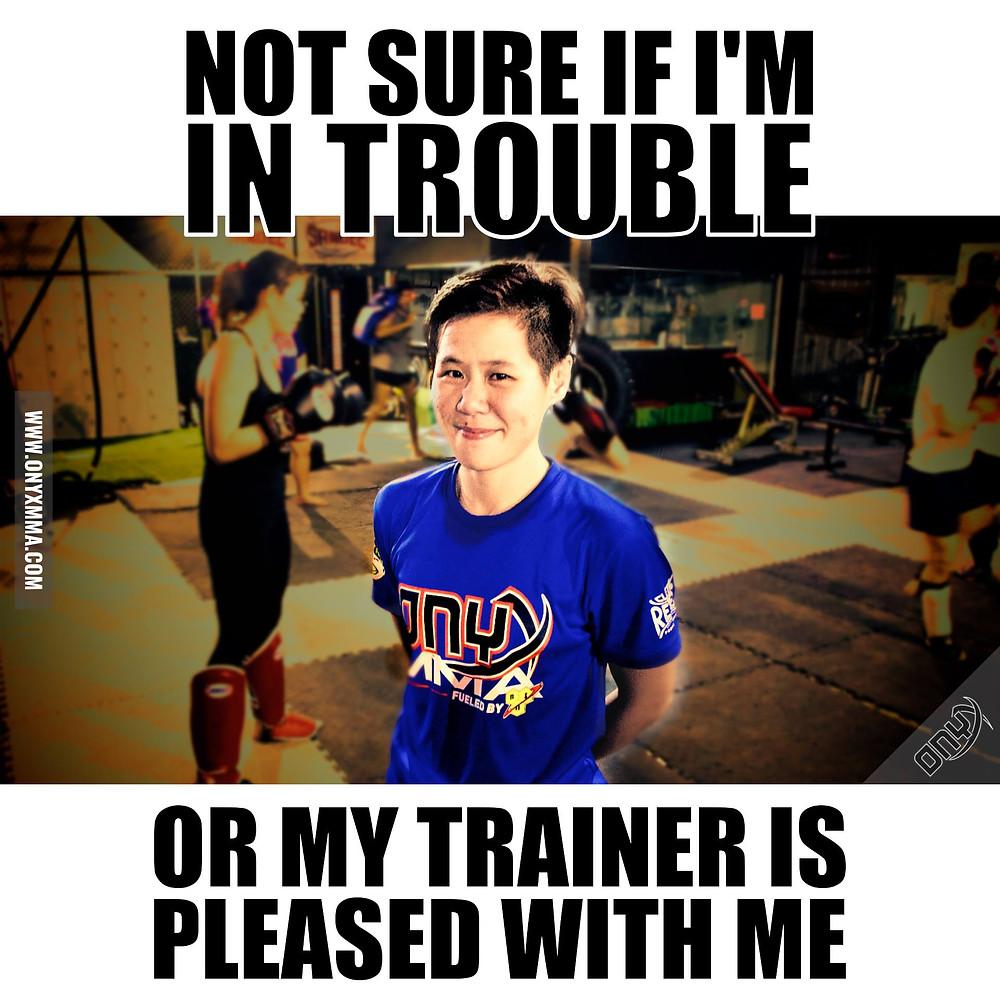 Trainer, Muay Thai