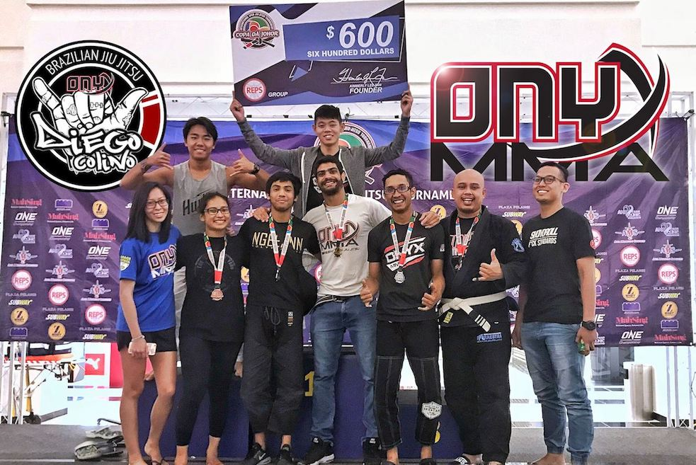 Onyx Fight Team | BJJ