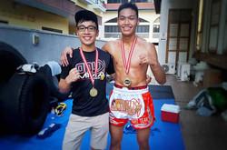 Onyx Fight Team | Boxing & Muay Thai