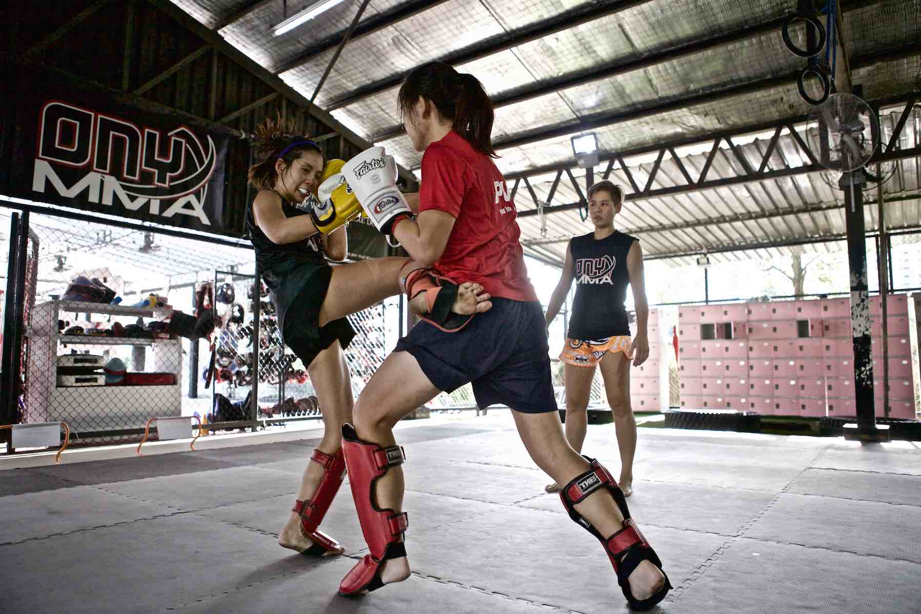 Onyx Fight Team | Muay Thai