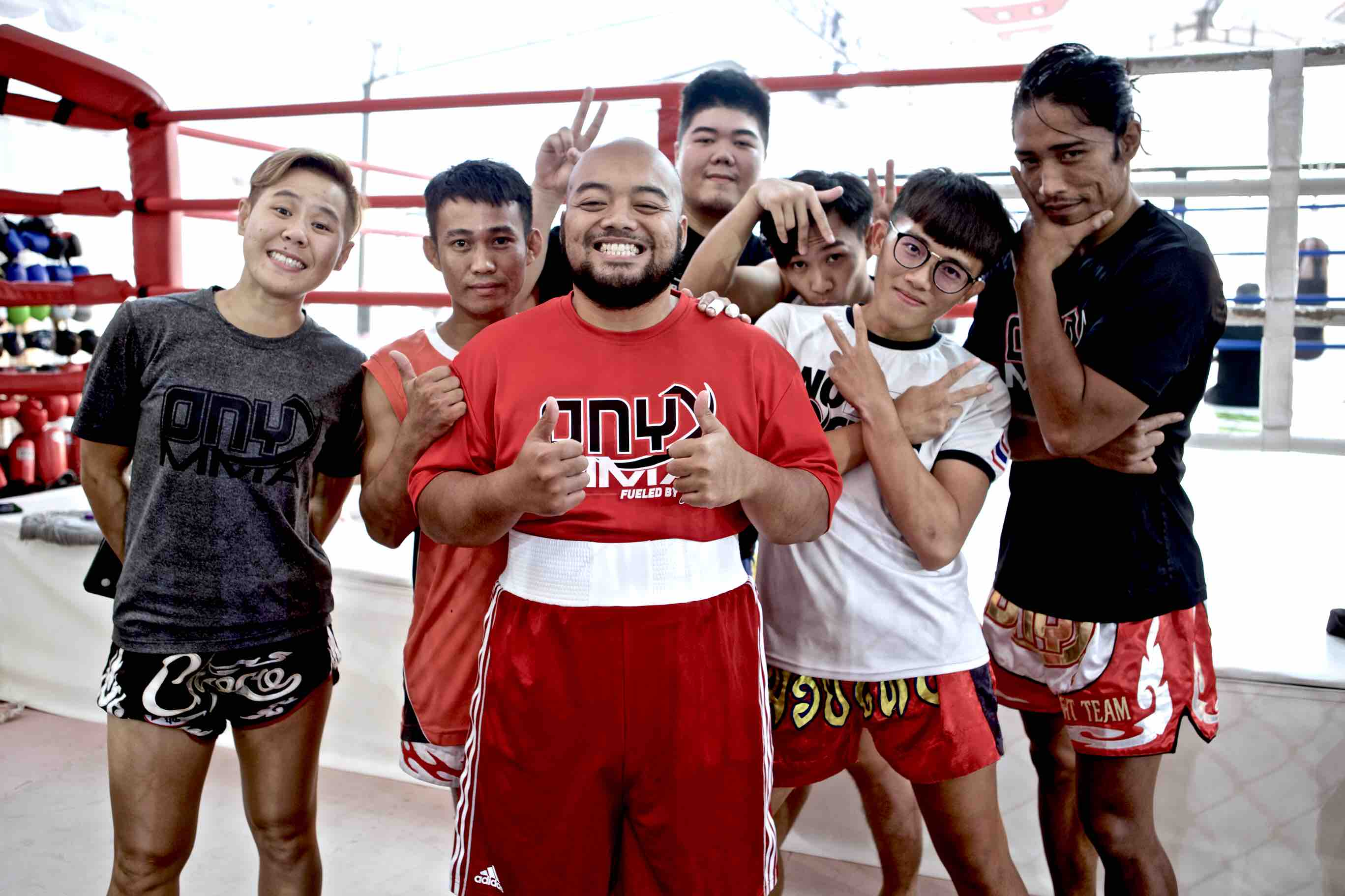 Onyx Boxing | Trainers