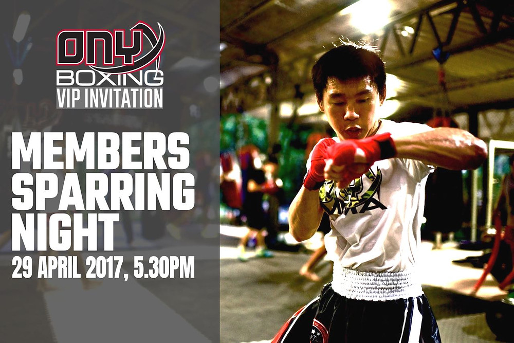 Onyx Members Sparring Night #1 - Boxing