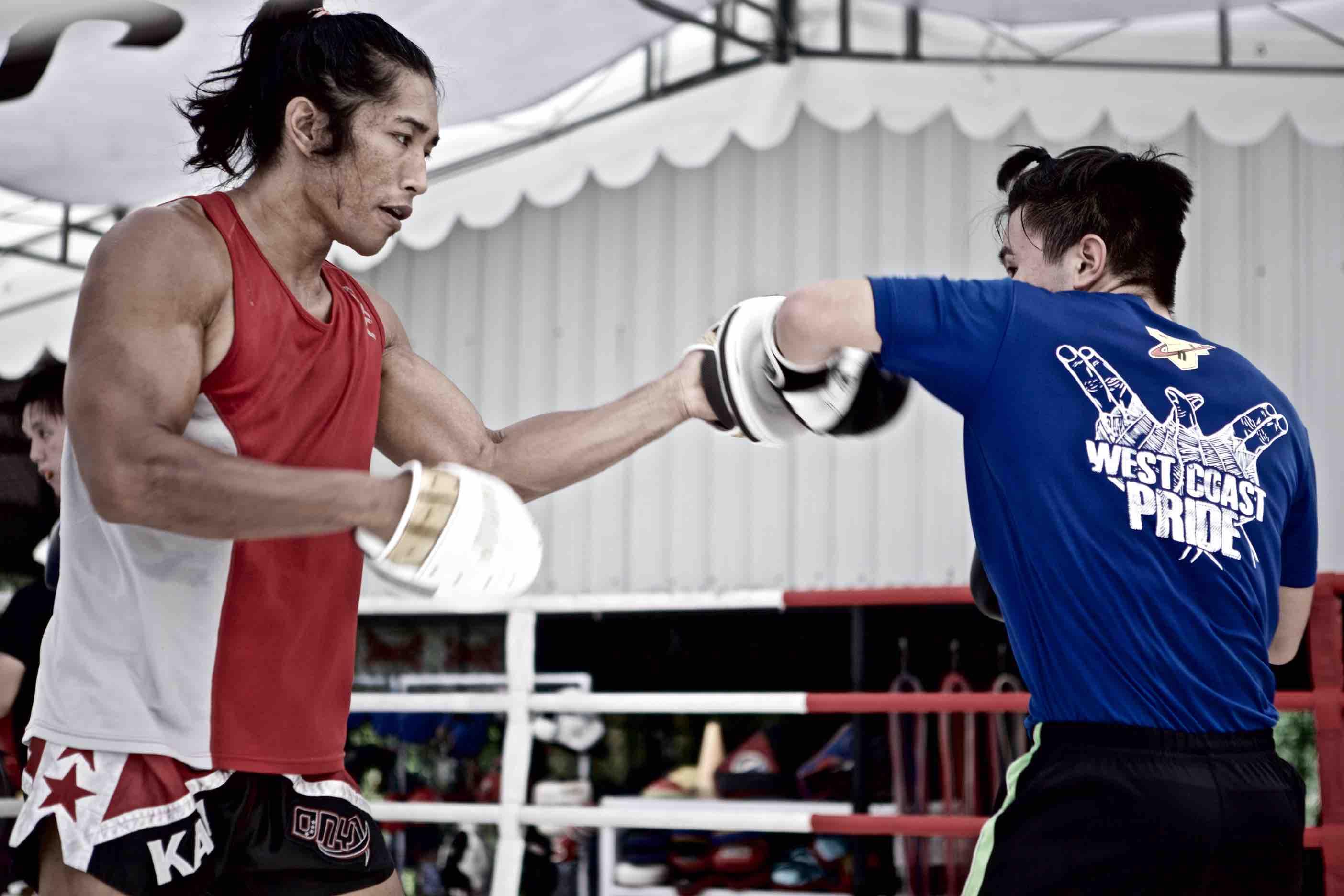 Onyx Boxing | Padwork