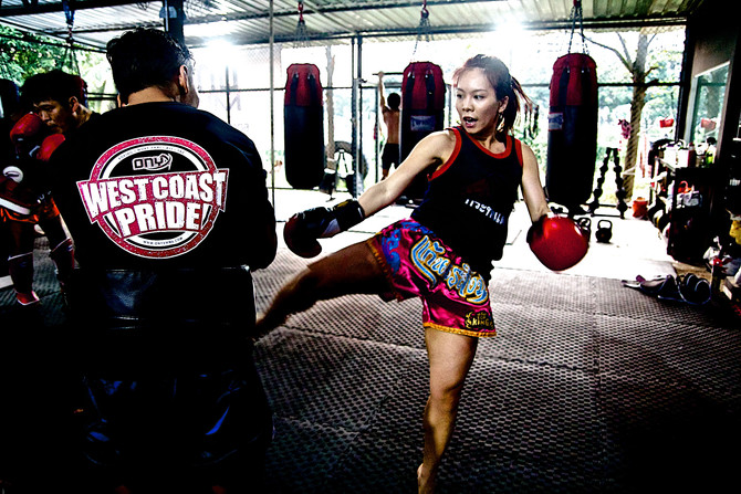Why I Hesitated Starting Muay Thai