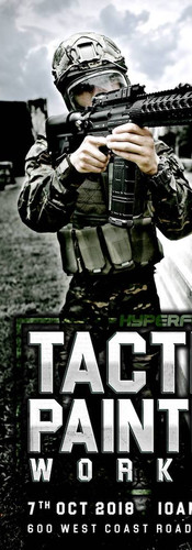 Tactical Paintball Workshop