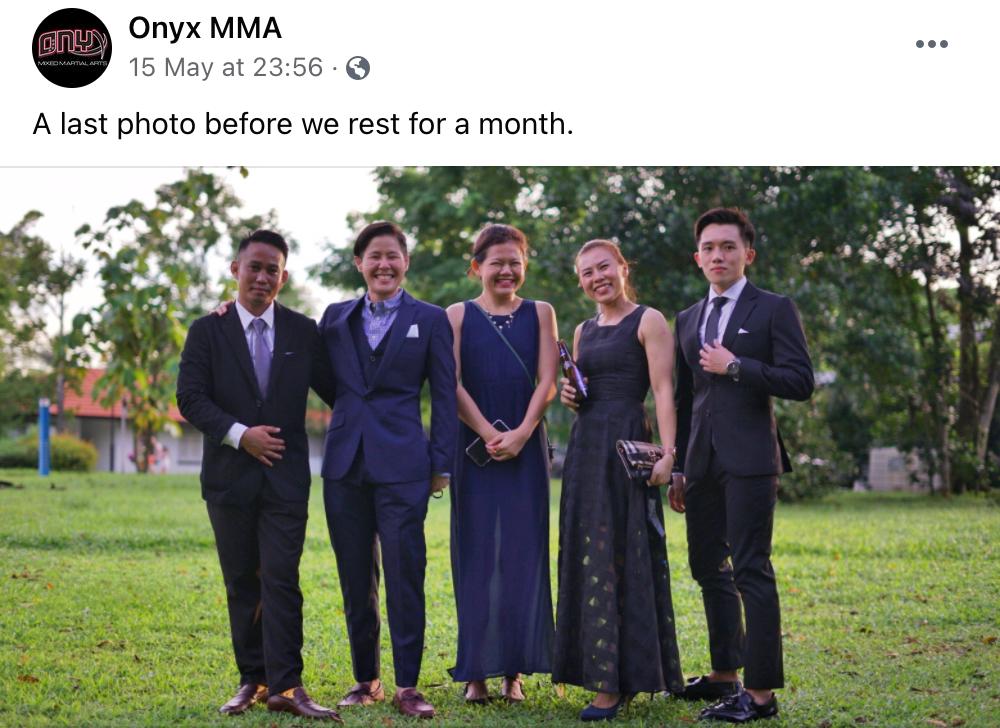 Onyx Suit Up