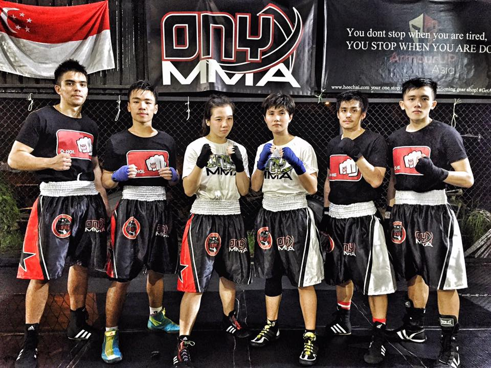 Onyx Fight Team | Boxing