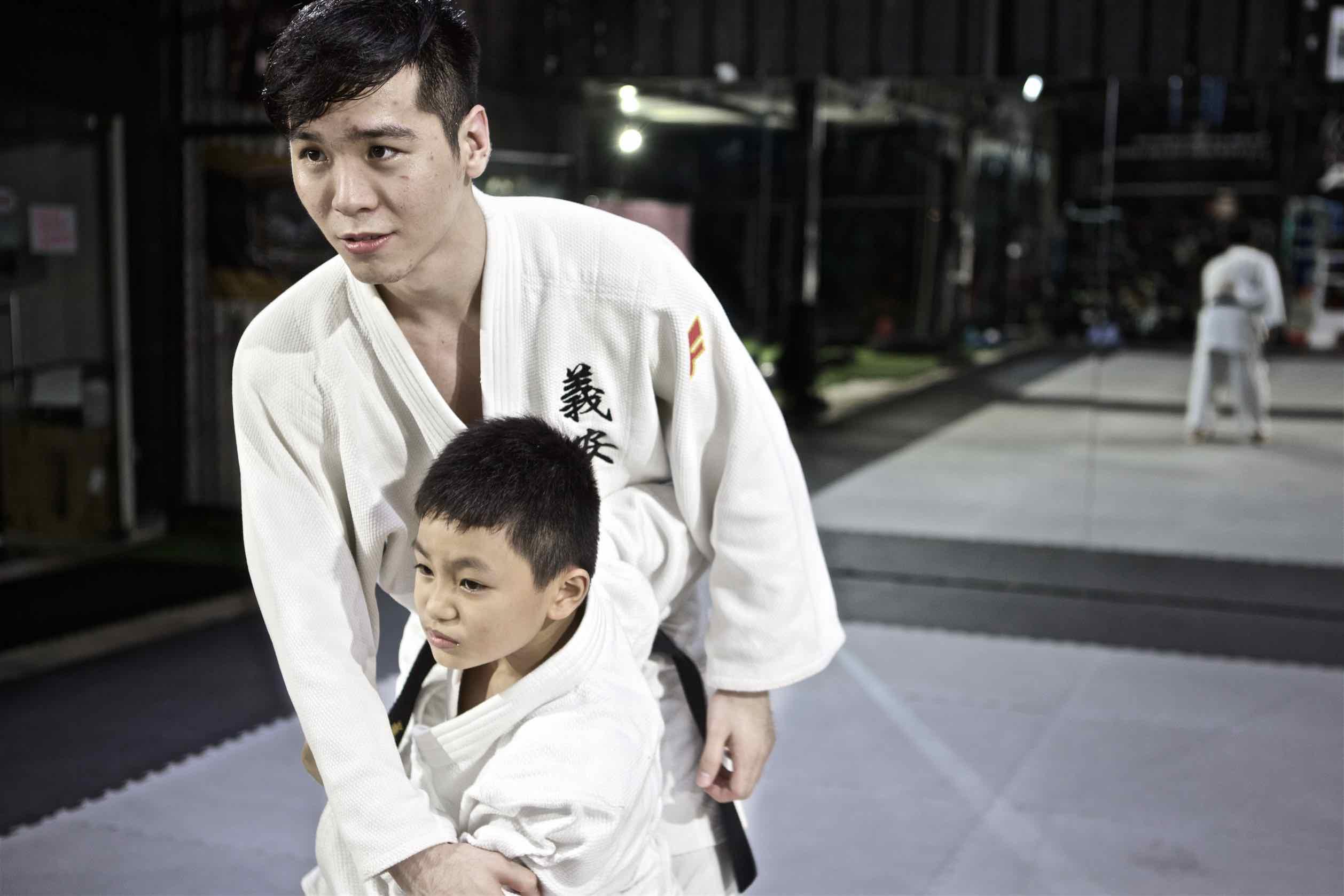 Onyx Judo   Uchikomi