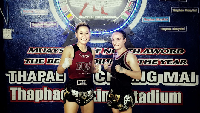Our Muay Thai Journeys