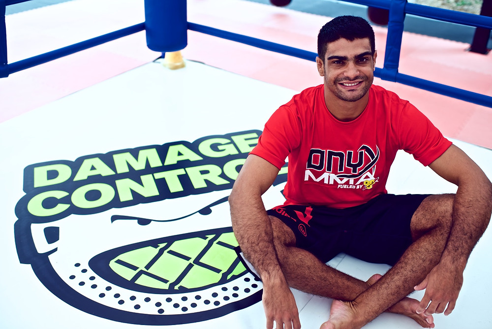 Professor Diego is the head of BJJ in Onyx MMA!