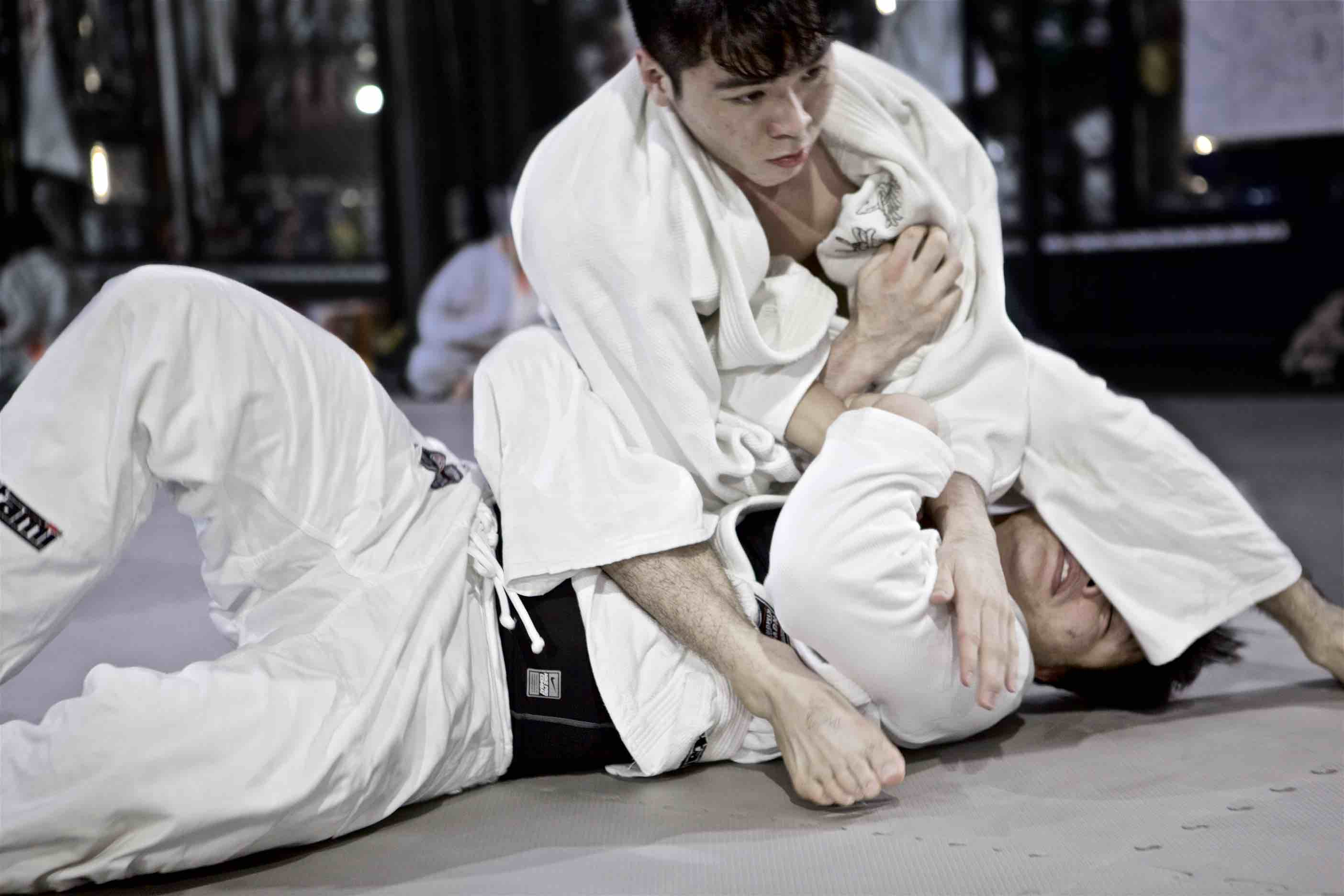 Onyx Judo | Newaza