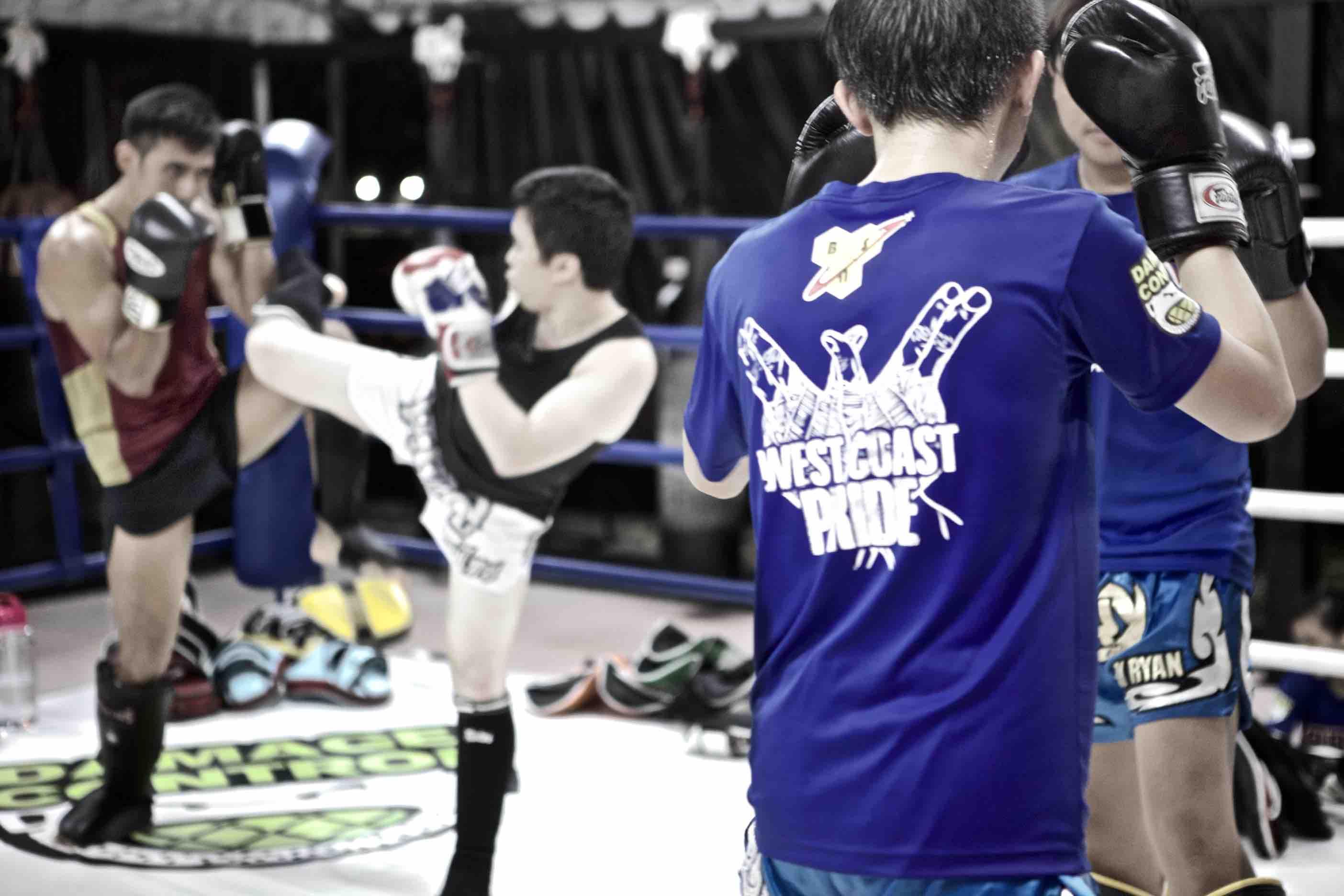Onyx Muay Thai | Technical Sparring