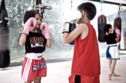 Onyx Kids | Muay Thai Sparring