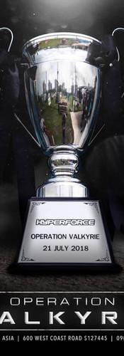 Operation Valkyrie 2018