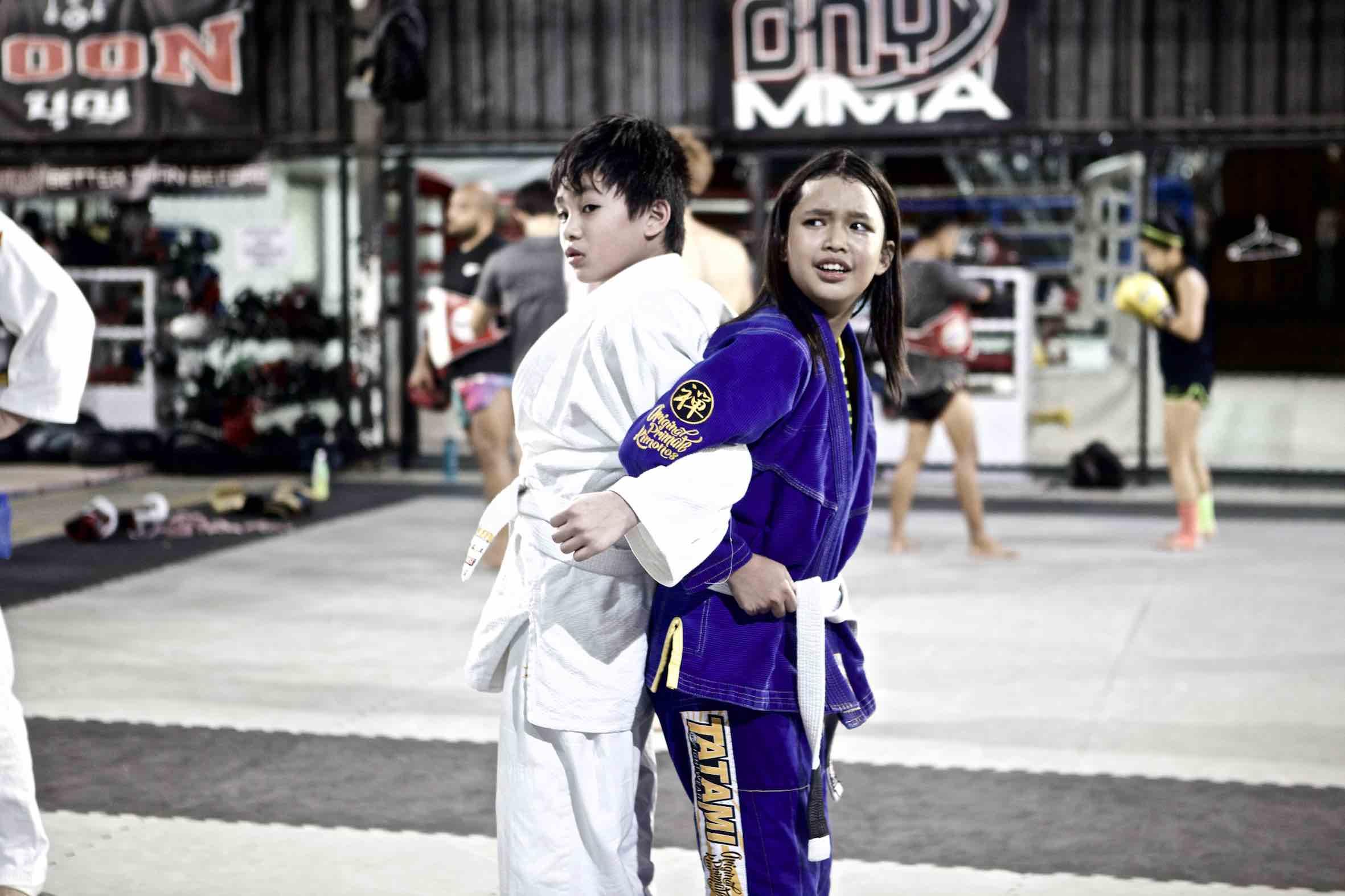 Onyx Judo   Drills