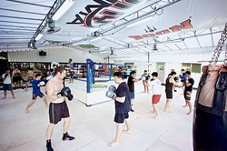 Onyx Boxing | Class