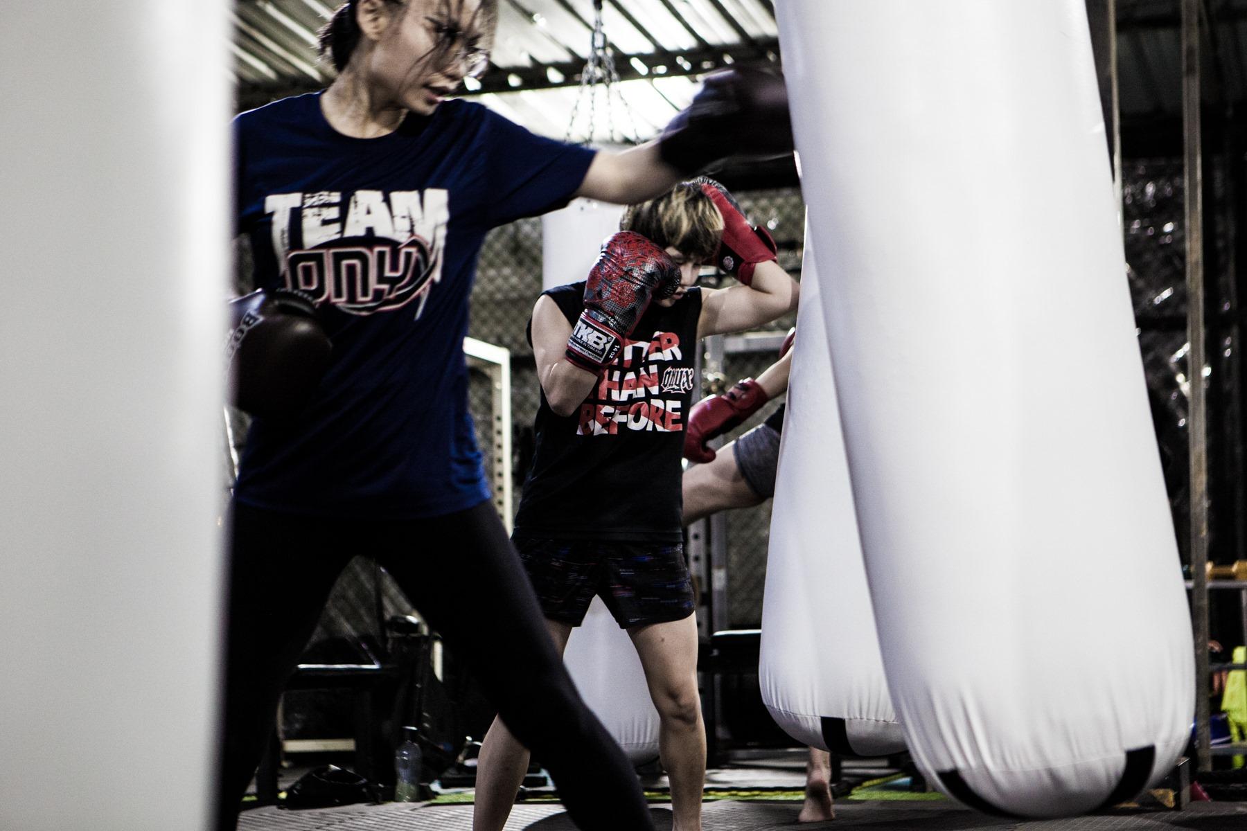 Onyx Muay Thai | Bagwork