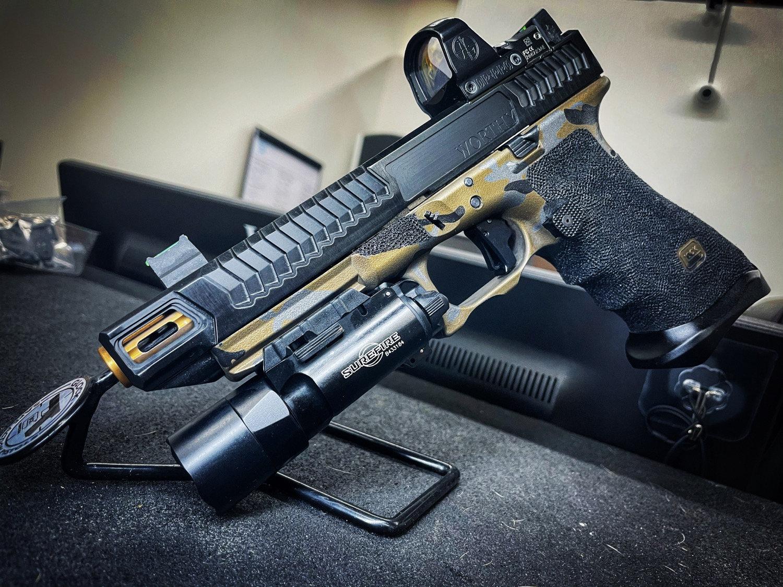 Custom Consultation (Pistol/Rifle)