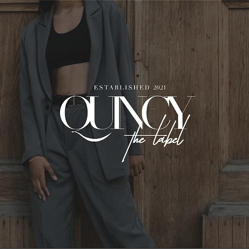 The Quincy Branding Kit