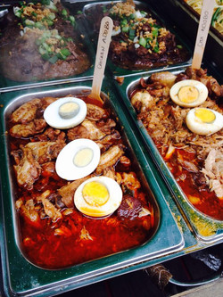 Twisted Chicken Adobo