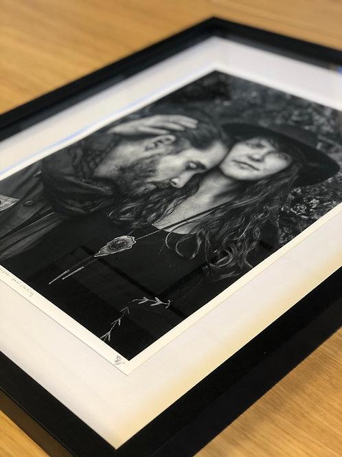 Christopher Paul Stelling & Julia Christau Fine Art Print