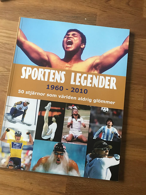 Sportens legender 1960-2010