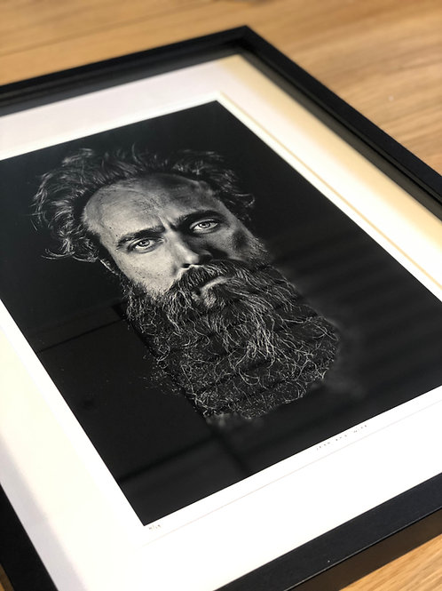 Iron & Wine Fine Art Print