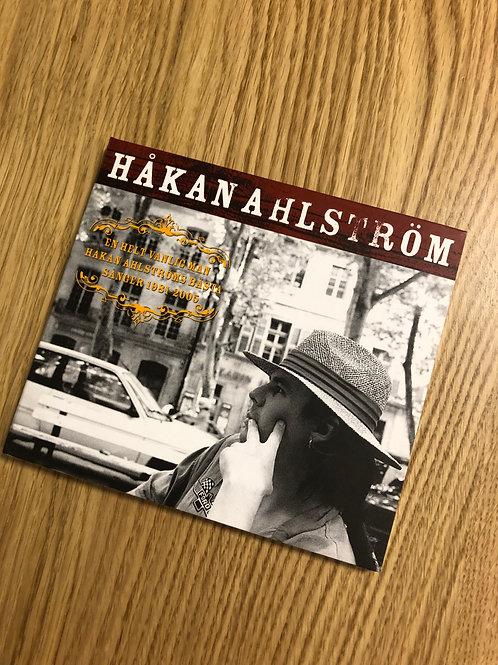 En helt vanlig man - Håkan Ahlströms bästa sånger 1989-2005 (cd-skiva)