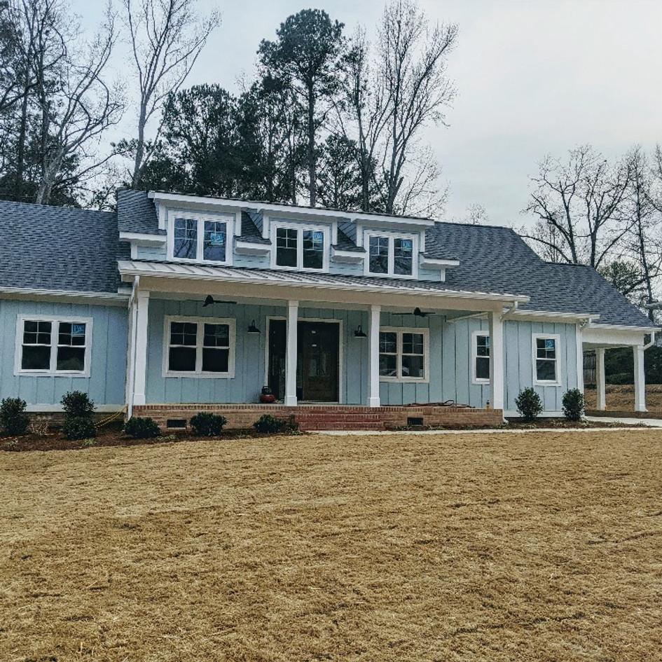We Build Custom Homes (Click for description)