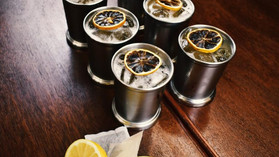 WHISKY ICED TEA COCKTAILS