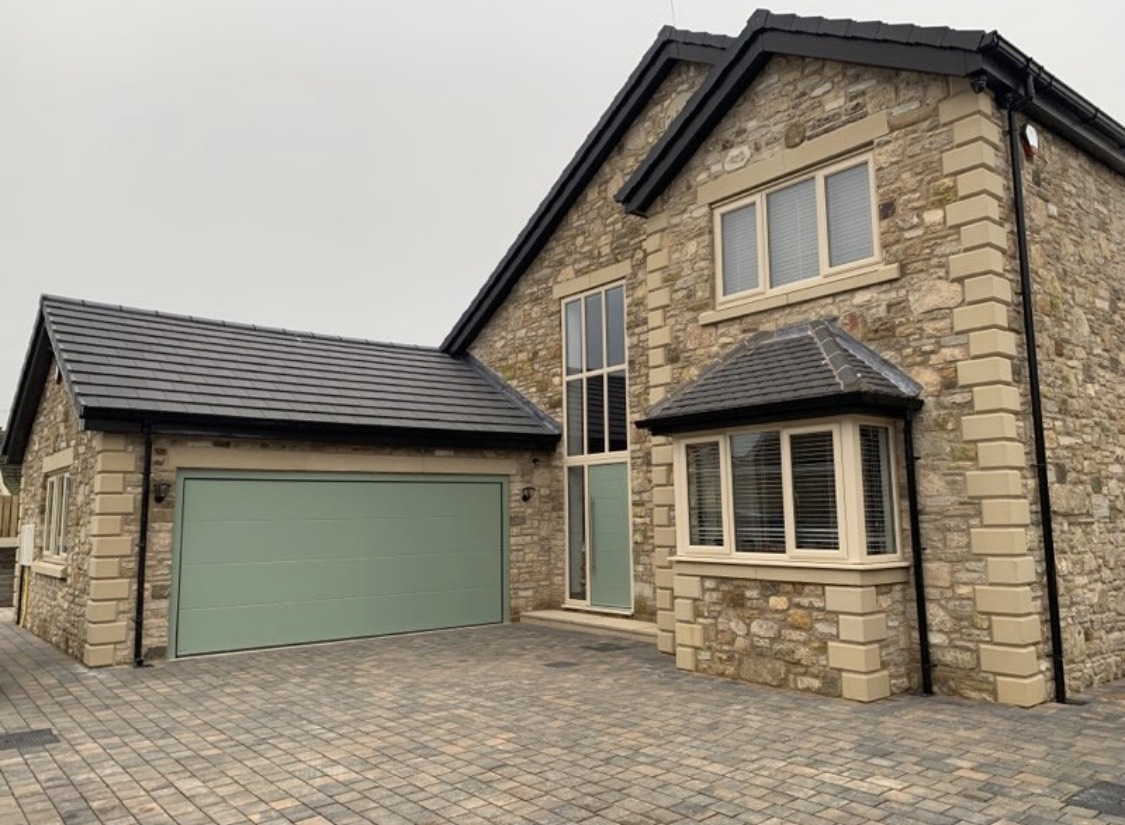 New Garage Doors Harrogate