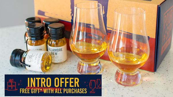 MASTER OF MALT POUR & SIP WHISKY:  MONTHLY