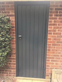 Side Door, Garage Doors Leeds