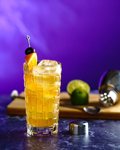WEST INDIAN PLANTER'S PUNCH