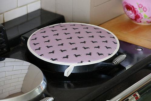 Sausage Dog Aga Cover