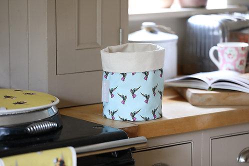 Hummingbird Pot Bag