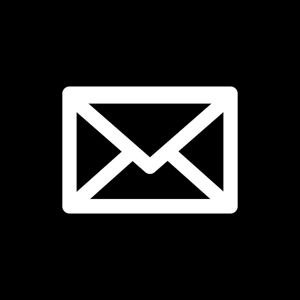 Mail-Icon-White-on-Black