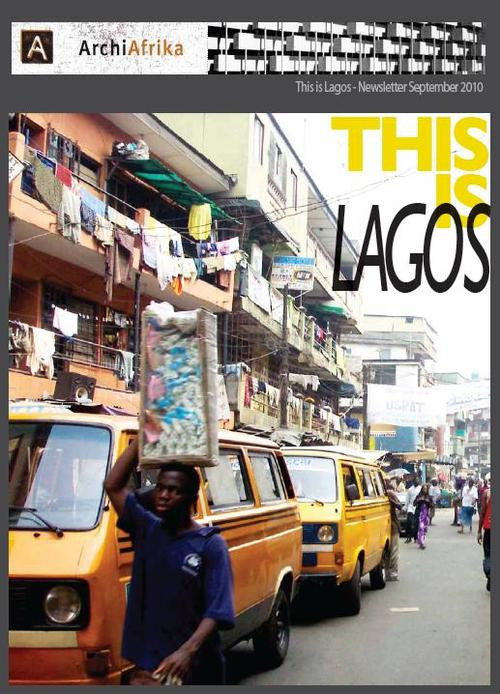 ArchiAfrika newsletter September 2010: This is Lagos!