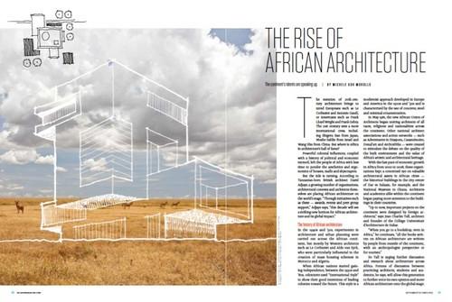 ArchiAfrika hits the sky
