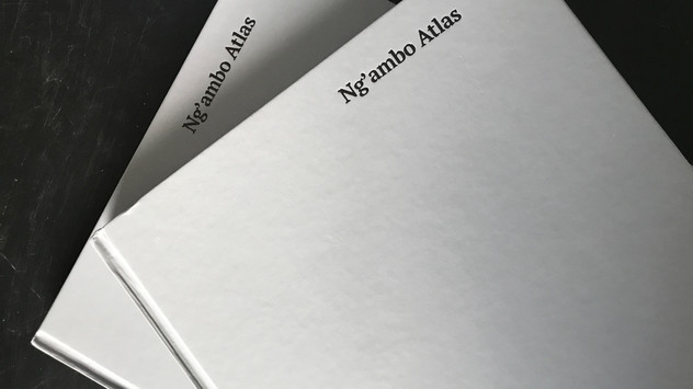 The long anticipated Ng'ambo Atlas is finally out!