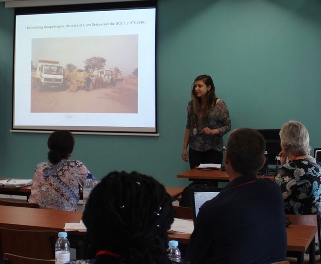 AAmatters at conference of African Urban Planning in Lisbon