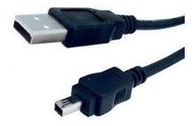 CABO USB 2.0 A M x MINI B 8P M 1,8m