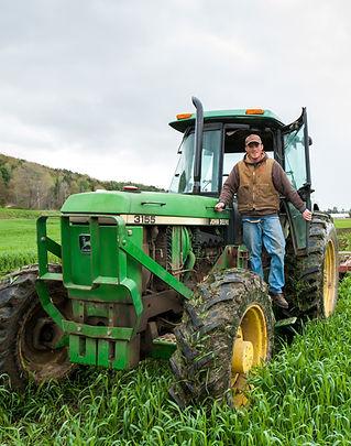 Miles Hooper fieldwork