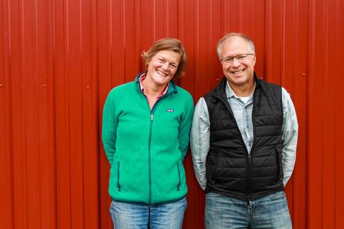 Vermont Creamery founders,