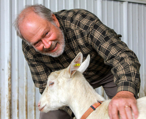 Steve ReidCo-owner/founder of Fat Toad Farm
