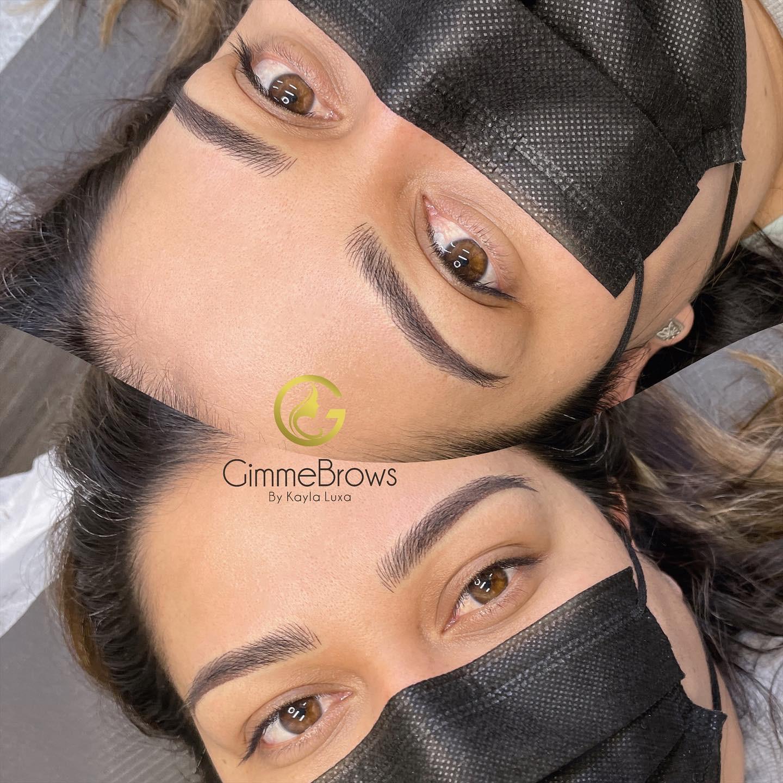3D Microblading (Hairstrokes)