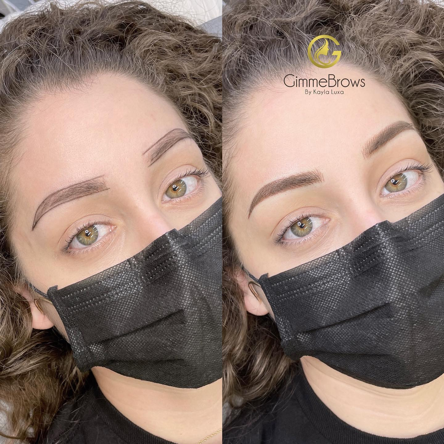 Color Correction/Cover up-Powder Brows