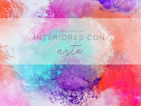 Formas de integrar el arte en tu decoración interior