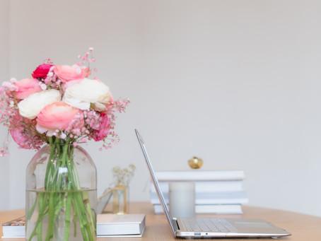 Crear un espacio de trabajo en casa: el enfoque de una Interiorista